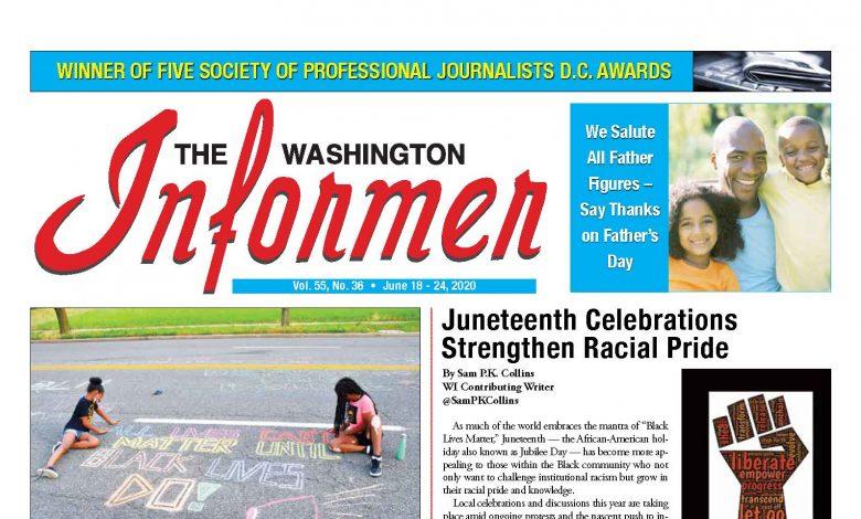 Photo of 6-18-2020 Informer Edition
