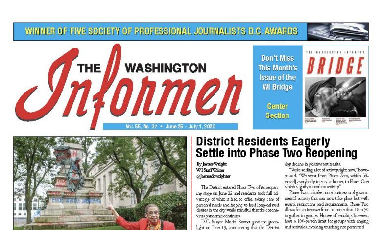 Photo of 6-25-2020 Informer Edition