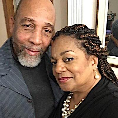Leon McCray Sr. and wife Valerie (Courtesy of Lighthouse Church & Marketplace Ministries International)