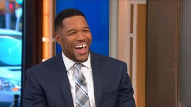 Photo of Michael Strahan Felt He Couldn't 'Speak Up' at ABC as a Black Man: Report