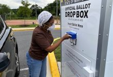 Photo of Amid Pandemic, Maryland Voters Come Out for Primary Election
