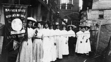 Photo of Black Women Had to Overcome Voter Suppression 100 Years Ago and Today