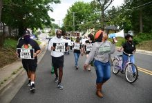 Photo of Prince George's Residents Protest for Black Lives