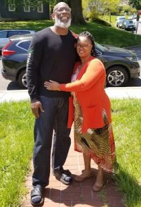 Pastor Everett Pope and wife (Courtesy photo)