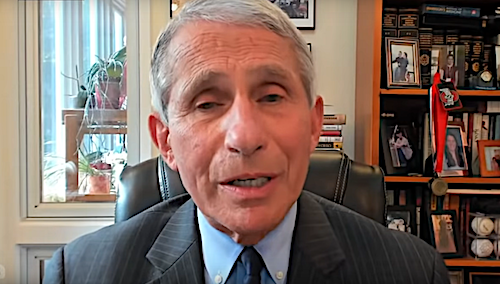 NIAID Director Anthony Fauci discusses recent developments in the global COVID-19 pandemic with Journal of the American Medical Association (JAMA) Editor Howard Bauchner on June 2.