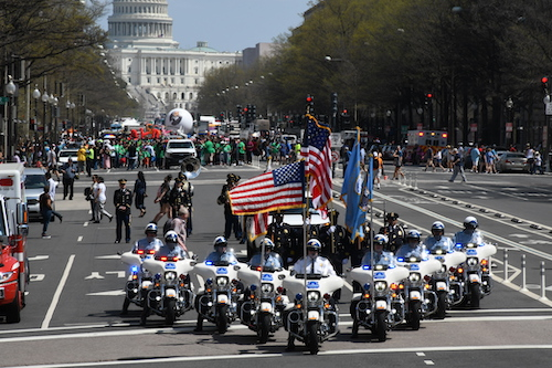 The District of Columbia has canceled parade permits for this summer. (Roy Lewis/The Washington Informer, File)