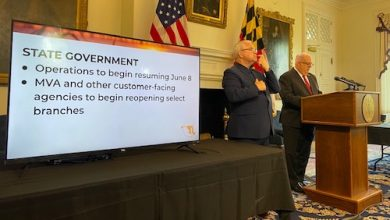 Photo of Hogan to Allow Nonessential Businesses to Reopen Friday