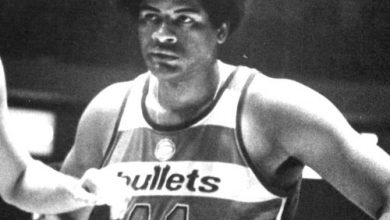 Photo of Basketball Legend Wes Unseld Dies at 74