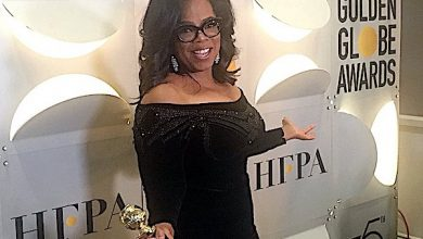 Photo of Oprah Donates $12M for COVID-19 Relief in Five Cities