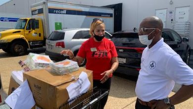 Photo of Maryland PTA Provides Food for Needy Amid Pandemic