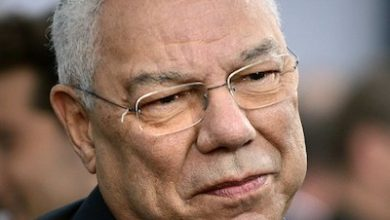 Photo of Colin Powell Shuns Trump, Backs Biden for President