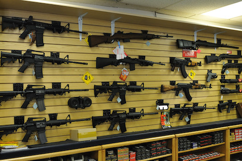 Guns sales it the U.S. have jumped drastically amid the COVID-19 pandemic and ongoing civil unrest. (Courtesy photo)