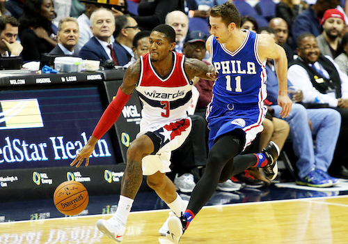 Washington Wizards guard Bradley Beal looks to lead his team to the postseason for the first time since 2018. (Daniel Kucin Jr./The Washington Informer)