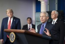 Photo of Obama Raps Trump for Suggesting He Might Fire Fauci