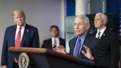 Photo of Fauci Calls for 'Serious Reaching Out' to Minorities on COVID-19 Vaccine