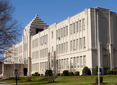 Thomas Jefferson High School in Richmond (Courtesy of richmond.k12.va.us)