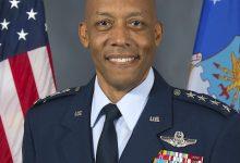 Gen. Charles Brown (Courtesy of af.mil)
