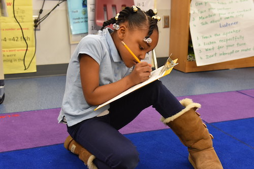 There are many ways to keep students engaged during the summer. (DCPS photo)