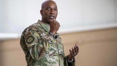 Photo of Military's Racism Spurs Master Sgt.: 'I am a Black Man … I am George Floyd'