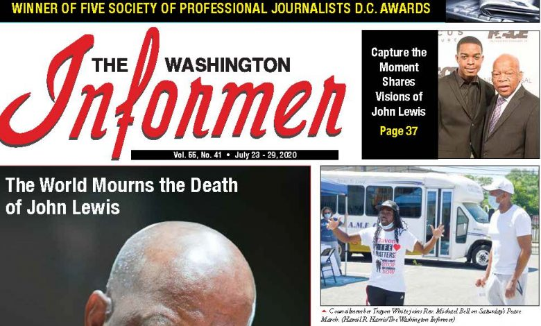 Photo of 7-23-2020 Informer Edition