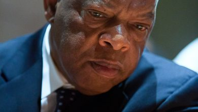 Photo of The World Mourns Death of John Lewis