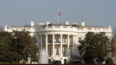 Photo of Trump Orders Flags Lowered at Half Staff in Honor of John Lewis
