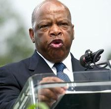 Photo of House Speaker, Bernie Sanders, Celebrities, Others Remember Rep. John Lewis