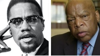 Photo of BAILEY:  When John Lewis Met Brother Malcolm X in Kenya