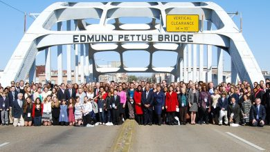 Photo of Petition Calls for Renaming Edmund Pettus Bridge in Rep. John Lewis' Honor