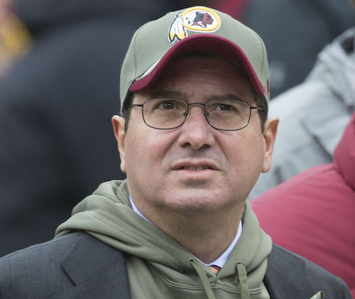 Photo of Redskins Execs Accused of Sexual Harassment, Verbal Abuse