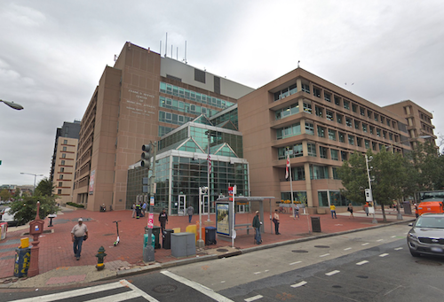 The Frank D. Reeves Center for Municipal Affairs could be the NAACP's new headquarters.