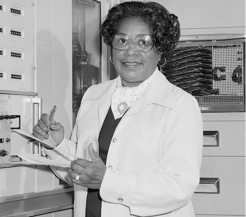 An undated photo of Mary W. Jackson (Courtesy of NASA)