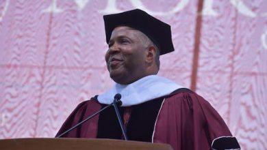 Photo of Robert F. Smith Tackles Student Debt Burden at HBCUs
