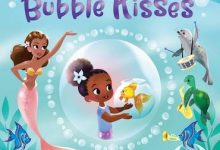 Photo of BOOK REVIEW: 'Vanessa Williams Presents Bubble Kisses' by Vanessa Williams, illustrated by Tara Nicole Whitaker