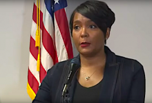 Photo of Atlanta Mayor Keisha Lance Bottoms Turns Down Role in Biden Admin