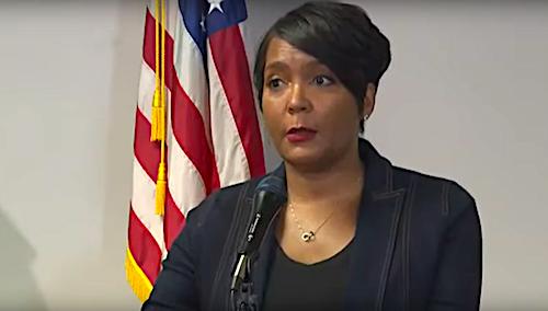 **FILE** Atlanta Mayor Keisha Lance Bottoms