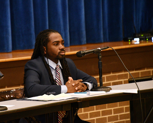 D.C. Council member Trayon White, who represents Ward 8, passed an amendment benefiting violence prevention programs. (WI file photo)