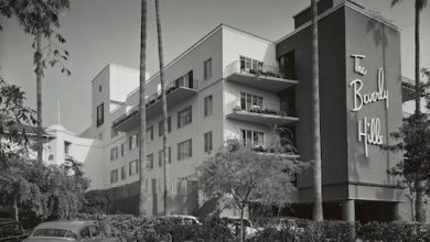 Photo of Trailblazing Black Architect's Work Archived at USC