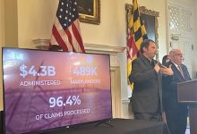 Photo of $501M in Fraudulent Unemployment Claims Made in Maryland, Governor Says