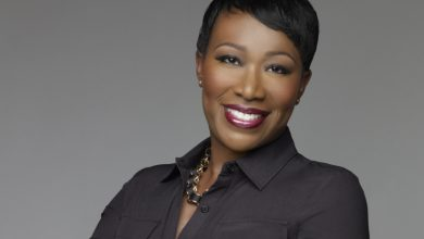 Photo of Joy Reid Makes Journalism History