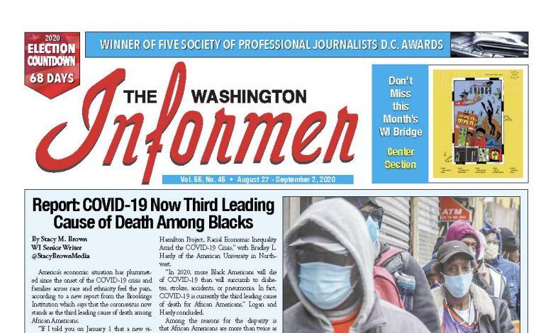 Photo of 8-27-2020 Informer Edition