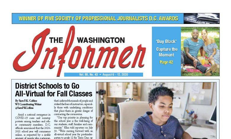 Photo of 8-6-2020 Informer Edition