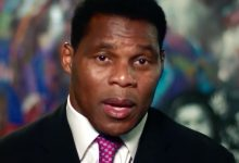 Photo of Herschel Walker Contends Trump 'Not a Racist'