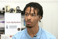 Photo of Indiana Youth with 65 College Offers Chooses Howard University