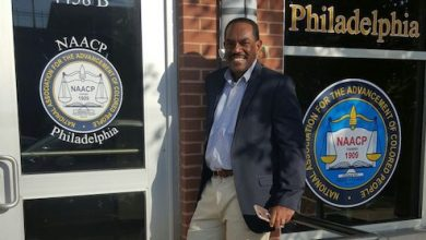 Photo of Philadelphia NAACP Branch Head Under Fire for Anti-Semitic Post