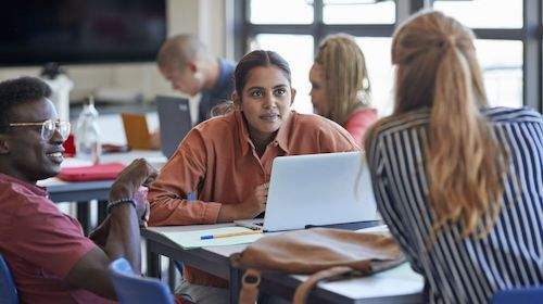 International students faced visa revocation and deportation recently, but are now able to learn by remote from the States or in their home countries. (Courtesy photo)