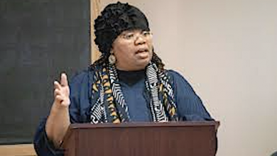Photo of Howard U. Professor Discusses Impact of Black Women on Suffrage Movement