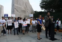 Photo of Civil Rights Group Wages War Against Voter Suppression