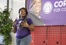 Photo of Cori Bush Elected as Missouri's First-Ever Black Congresswoman