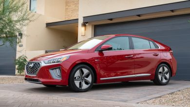 Photo of 2020 Hyundai Ioniq HEV the Wave of the Future
